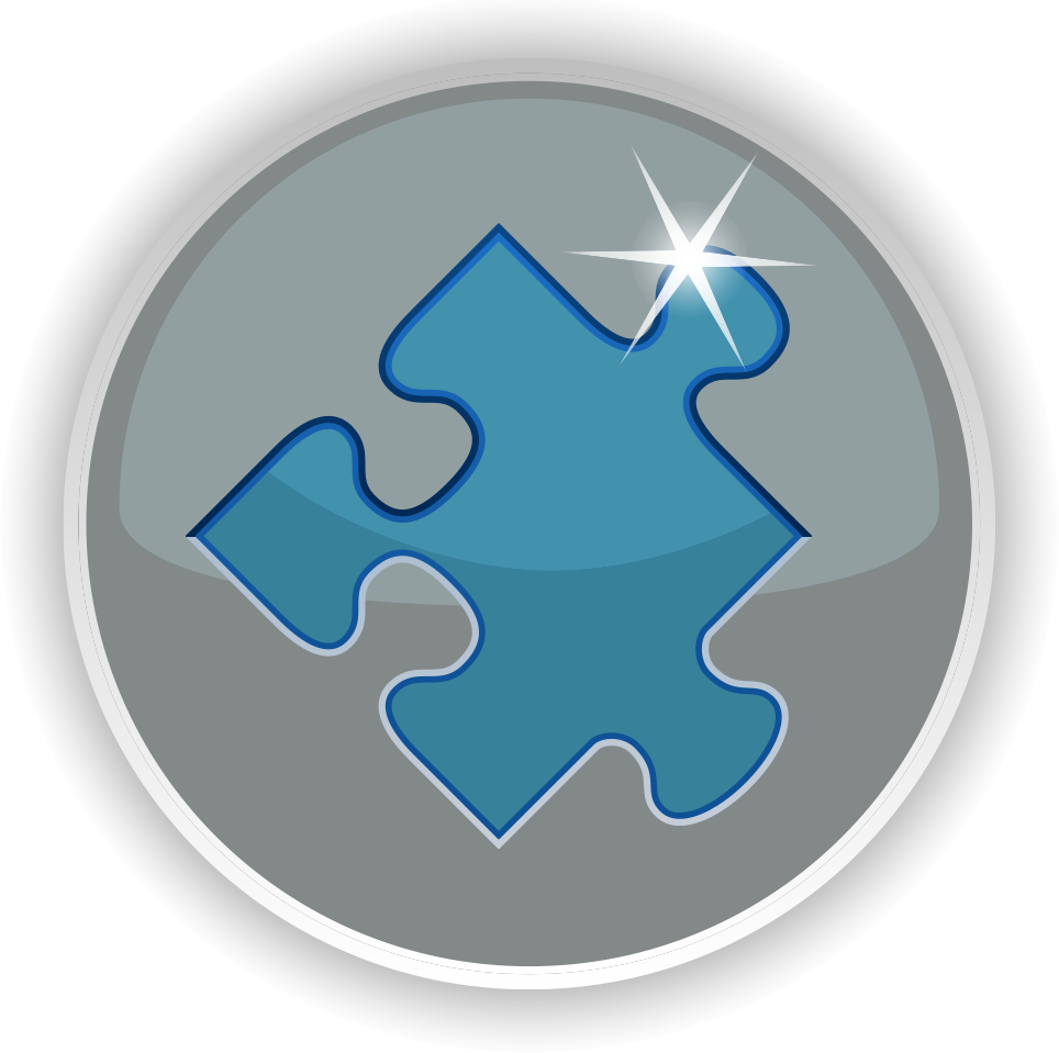Puzzle Icon Button Segue is Hiring Page